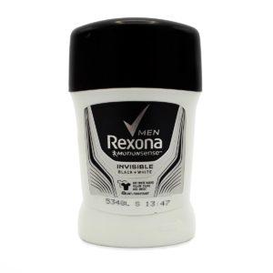 استیک ضد تعریق مردانه REXONA مدل INVISIBLE (مام صابونی )حجم ۴۰ میلی لیتر