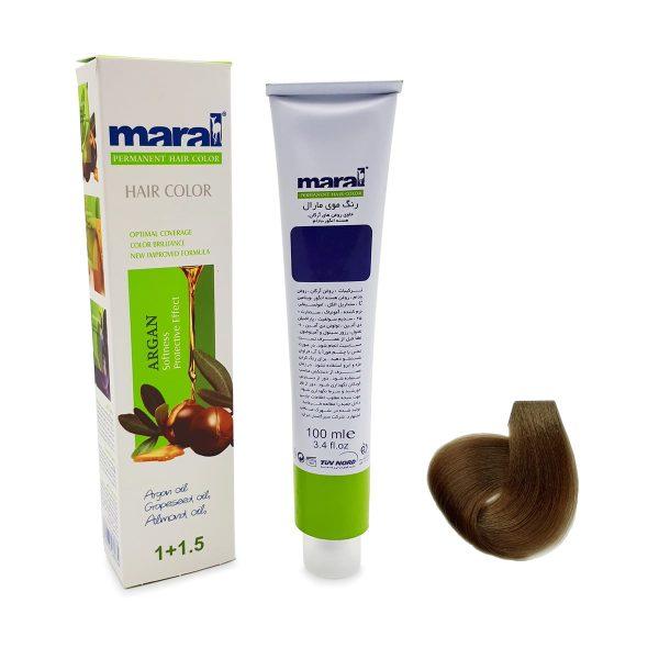 رنگ موی مارال سری طبیعی بلوند روشن شماره ۰-۸