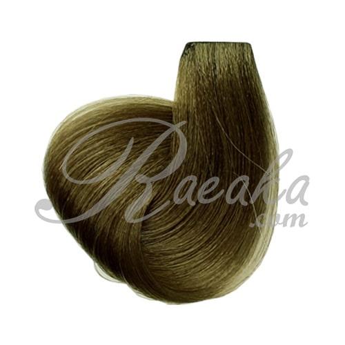رنگ موی نیو پرستیژ سری زیتونی- بلوند زیتونی متوسط- شماره ۷٫۳ حجم ۱۲۰ میل
