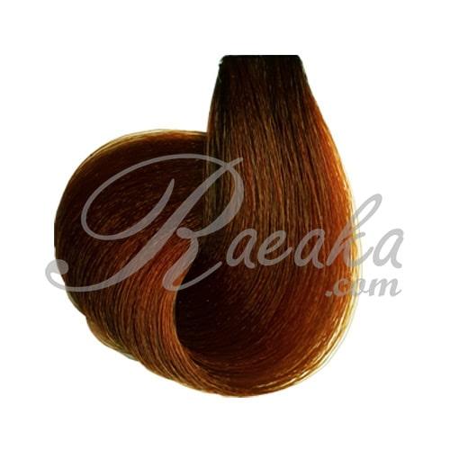 رنگ موی نیو پرستیژ سری مسی- بلوند مسی متوسط- شماره ۷٫۴ حجم ۱۲۰ میل