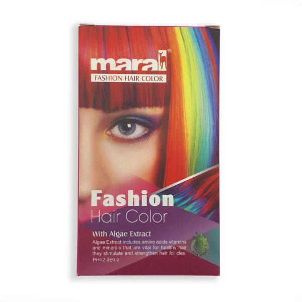 رنگ موی مارال سری فانتزی