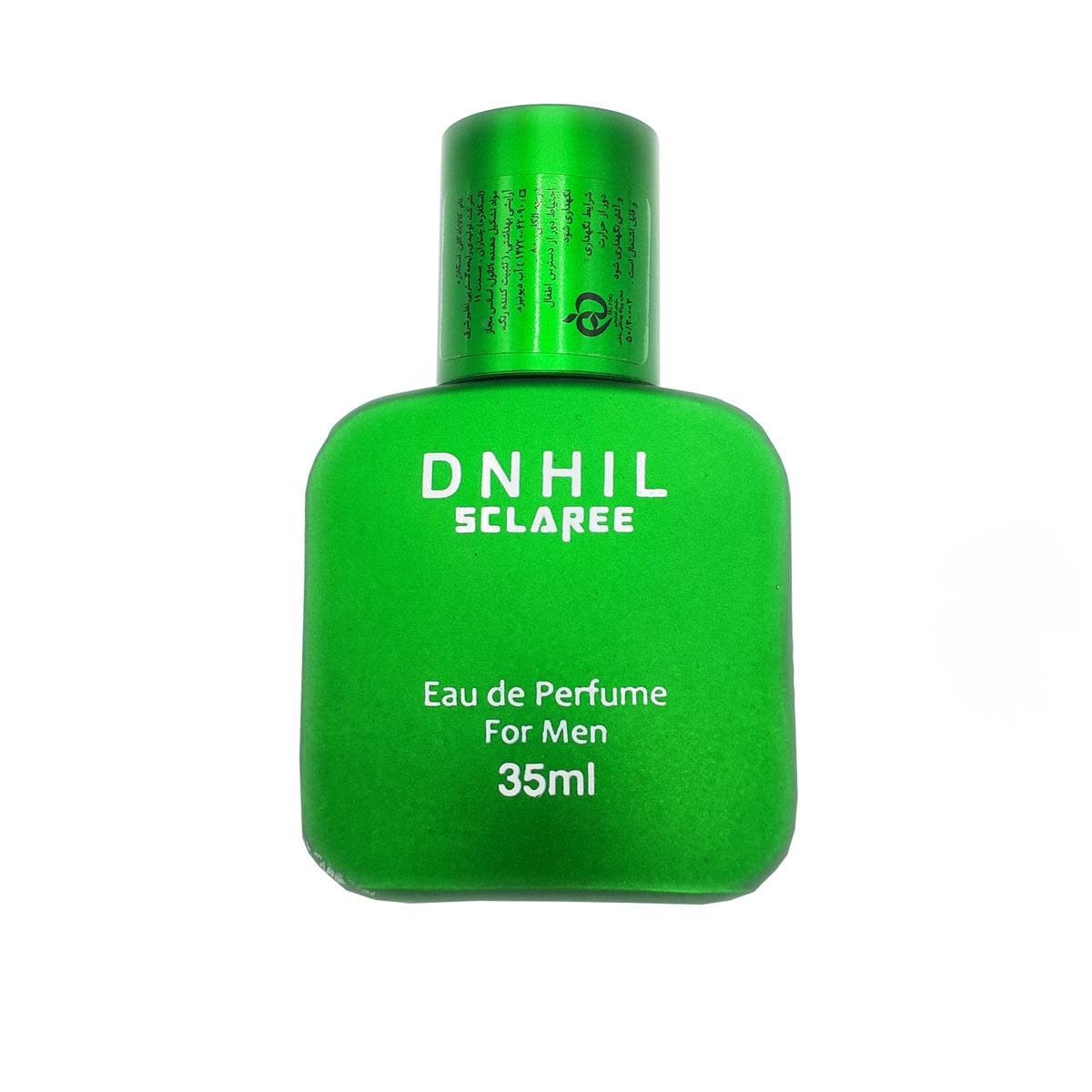 عطر جیبی مردانه اسکلاره مدل DNHIL حجم 35 میلی لیتر
