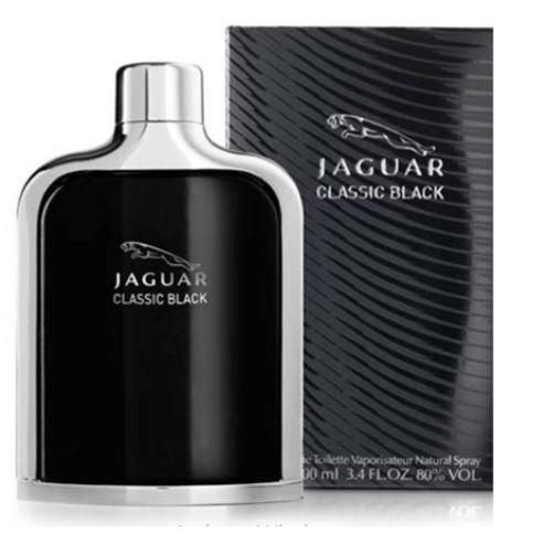 ادوتویلت CLASSIC BLACK مدل JAGUAR حجم 100 میلی لیتر