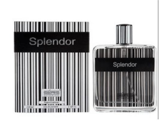 ادوپرفیوم مردانه SPLENDOR حجم 100 میلی لیتر