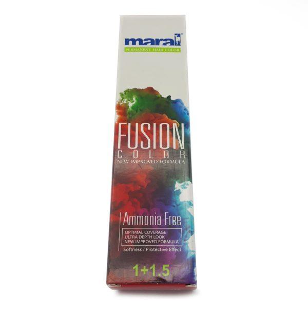 رنگ موی بدون آمونیاک مارال فیوژن
