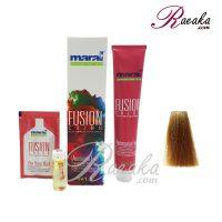 رنگ موی بدون آمونیاک مارال فیوژن سری LUMINOUR BLONDE- زنجبیلی- شماره ۷۵۳-۵ حجم 100 میلی لیتر