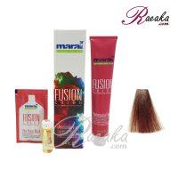 رنگ موی بدون آمونیاک مارال فیوژن سری ROYAL LUXURY- قهوه ای کشمیری- شماره ۹۲۸-۵ حجم 100 میلی لیتر