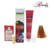 رنگ موی بدون آمونیاک مارال فیوژن سری SELF REFLECTION- کافه لاته- شماره ۵۱۸-۶ حجم 100 میلی لیتر