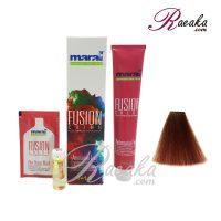 رنگ موی بدون آمونیاک مارال فیوژن سری VIBRANCE- آکاژو- شماره ۶۸۱-۶ حجم 100 میلی لیتر