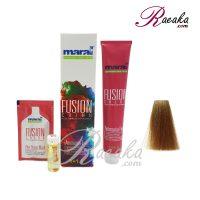 رنگ موی بدون آمونیاک مارال فیوژن سری SHINE & INTENSIVE NATURAL- بلوند متوسط اکسترا- شماره ۰۰-۷ حجم 100 میلی لیتر