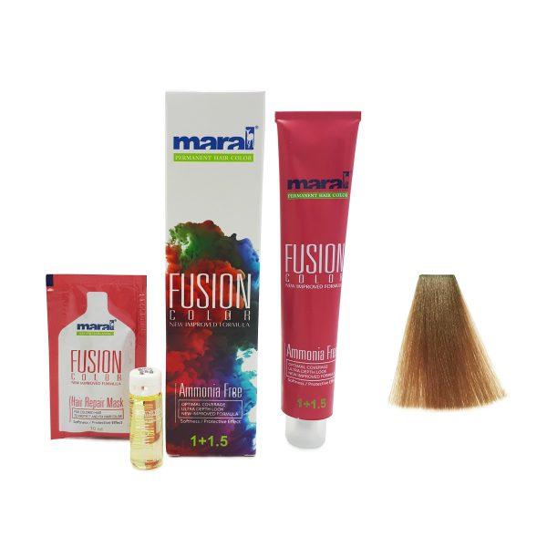 رنگ موی مارال فیوژن سری SELF REFLECTION موکاگرم ۱۸۵-۷
