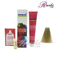رنگ موی بدون آمونیاک مارال فیوژن سری CANVAS- سدری- شماره ۳۱۲-۷ حجم 100 میلی لیتر