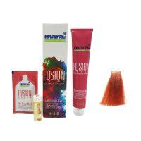 رنگ موی مارال فیوژن سری SHINE & INTENSIVE NATURAL رنگ طلایی سولار ۷۷۱-۷