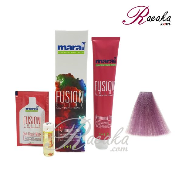 رنگ موی بدون آمونیاک مارال فیوژن سری VIBRANCE- لوندر- شماره ۹۲۱-۷