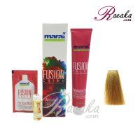 رنگ موی بدون آمونیاک مارال فیوژن سری LUMINOUR BLONDE- کنجدی- شماره ۵۱۸-۸ حجم 100 میلی لیتر