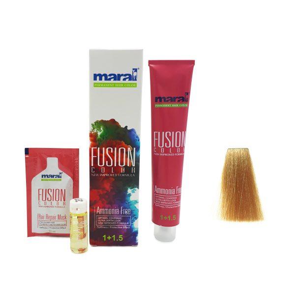 رنگ موی مارال فیوژن سری LUMINOUR BLONDE رنگ بیسکوییتی ۷۱۸-۸