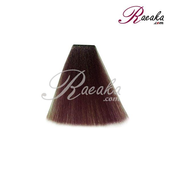 رنگ موی بدون آمونیاک مارال فیوژن سری VIBRANCE- برزیلی- شماره ۸۱۰-۴ حجم 100 میلی لیتر-