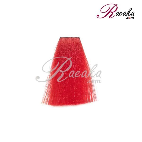 رنگ موی بدون آمونیاک مارال فیوژن سری SUMMER WARM- قرمز درخشان- شماره ۶۷۰-۷ حجم 100 میلی لیتر-