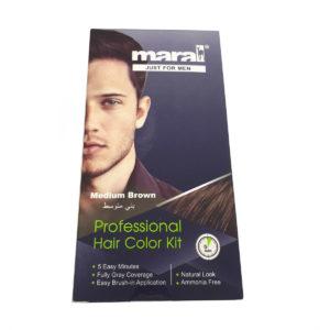 رنگ موی مردانه مارال