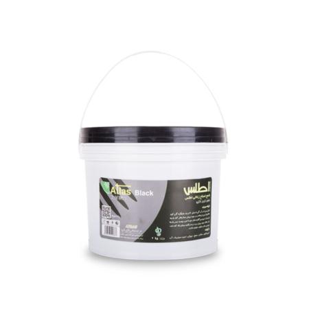 موم سرد پودر زغال اطلس وزن 4 کیلو گرم