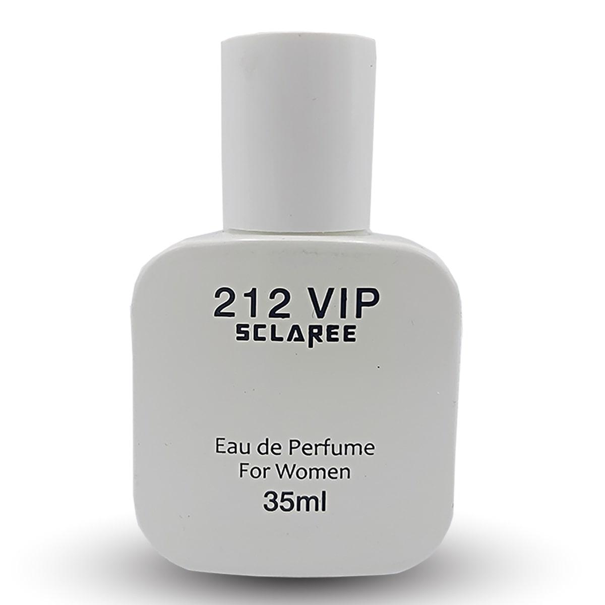 عطر جیبی زنانه اسکلاره مدل ۲۱۲VIP حجم ۳۵ میلی لیتر
