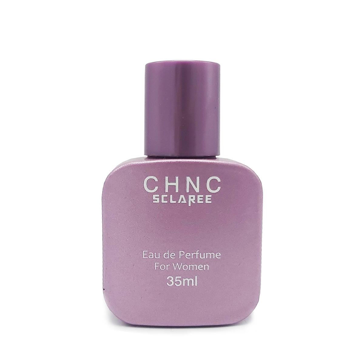 عطر جیبی زنانه اسکلاره مدل CHNC حجم ۳۵ میلی لیتر
