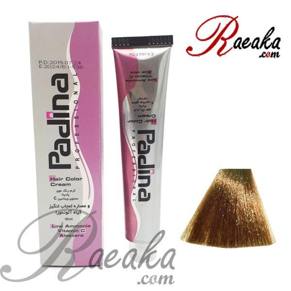رنگ موی پادینا سری طلایی - بلوند طلایی متوسط G6-7-3