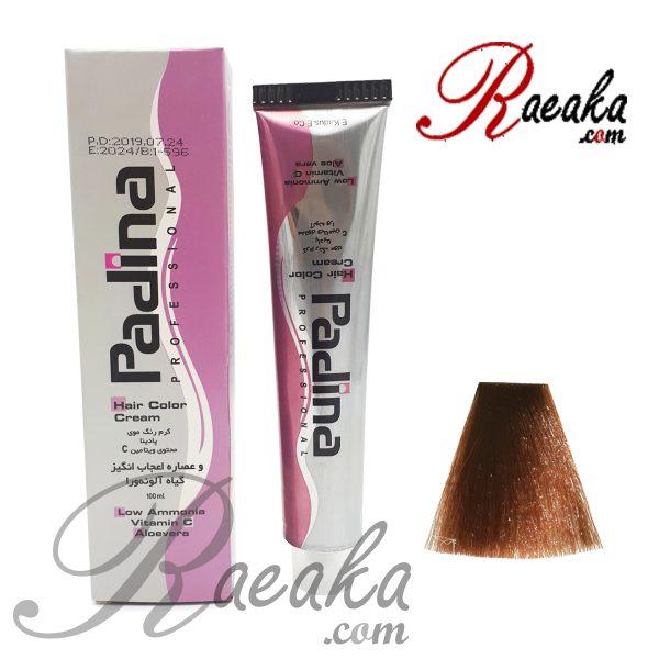 رنگ مو پادینا -فندقی تیره شماره ۷۳۴-۶