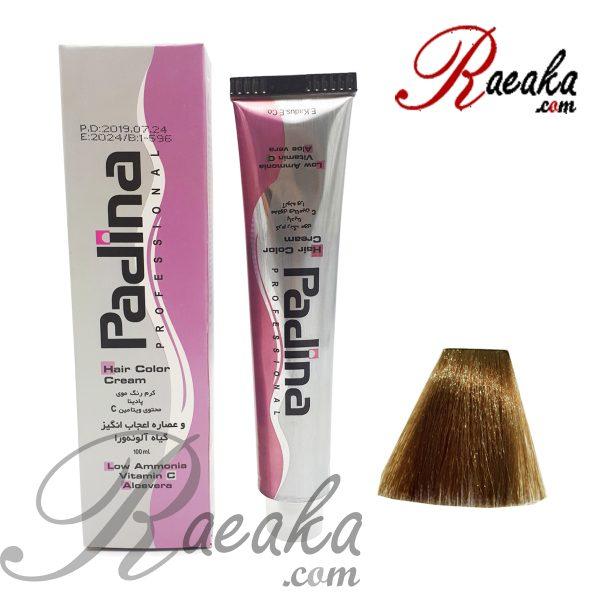 رنگ موی پادینا سری طبیعی قوی رنگ بلوند تیره قوی ۰۰-۶