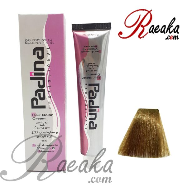 رنگ موی پادینا سری طبیعی قوی رنگ بلوند متوسط قوی ۰۰-۷