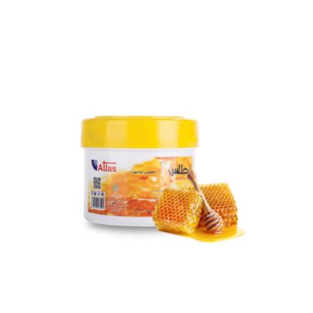 موم سرد با عصاره عسل اطلس وزن 700 گرم