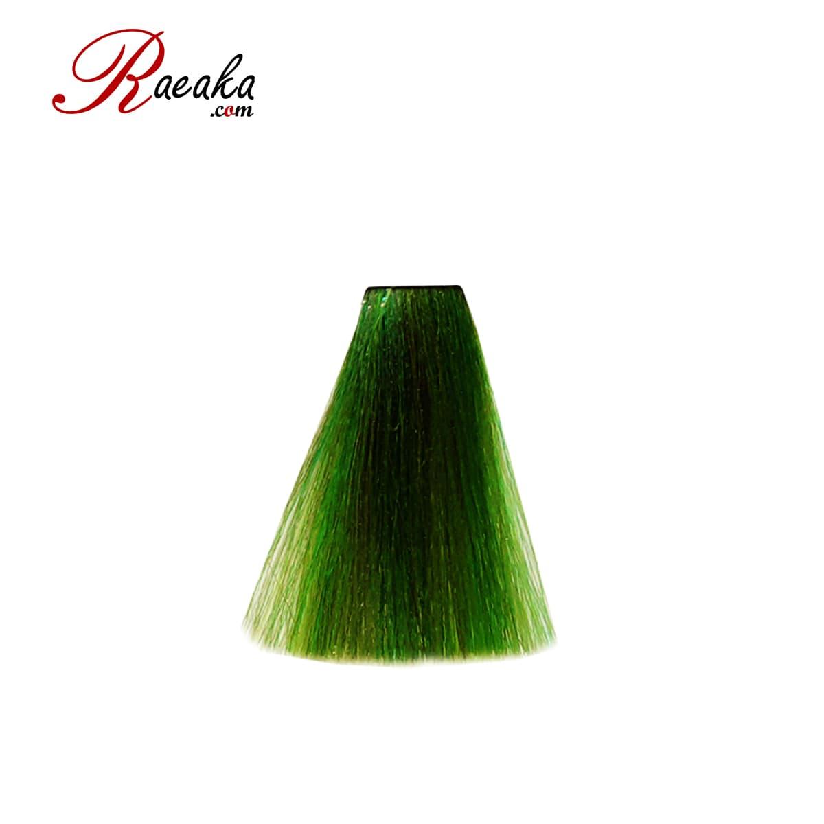 رنگ مو دوماسی سری واریاسیون ها واریاسیون سبز(ضد قرمزی) ۰٫۸۸ حجم ۱۲۰ میلی لیتر