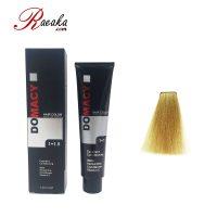 رنگ مو دوماسی سری طبیعی اکسترا بلوند پلاتینه اکسترا ۱۰٫۰۰ حجم ۱۲۰ میلی لیتر