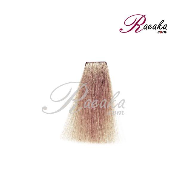 رنگ مو دوماسی سری دودی- بلوند دودی پلاتینه- شماره ۱۰٫۱ حجم ۱۲۰ میل