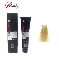رنگ مو دوماسی سری دودی بلوند دودی خیلی خیلی روشن ۱۲٫۱ حجم ۱۲۰ میلی لیتر