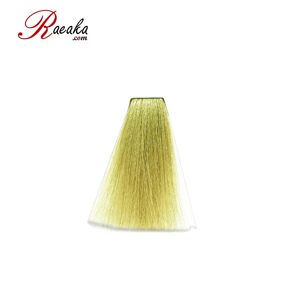 رنگ مو دوماسی سری زیتونی بلوند زیتونی خیلی خیلی روشن ۱۲٫۸ حجم ۱۲۰ میلی لیتر