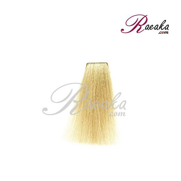 رنگ مو دوماسی سری زیتونی- بلوند زیتونی خیلی خیلی روشن- شماره ۱۲٫۸ حجم ۱۲۰ میل