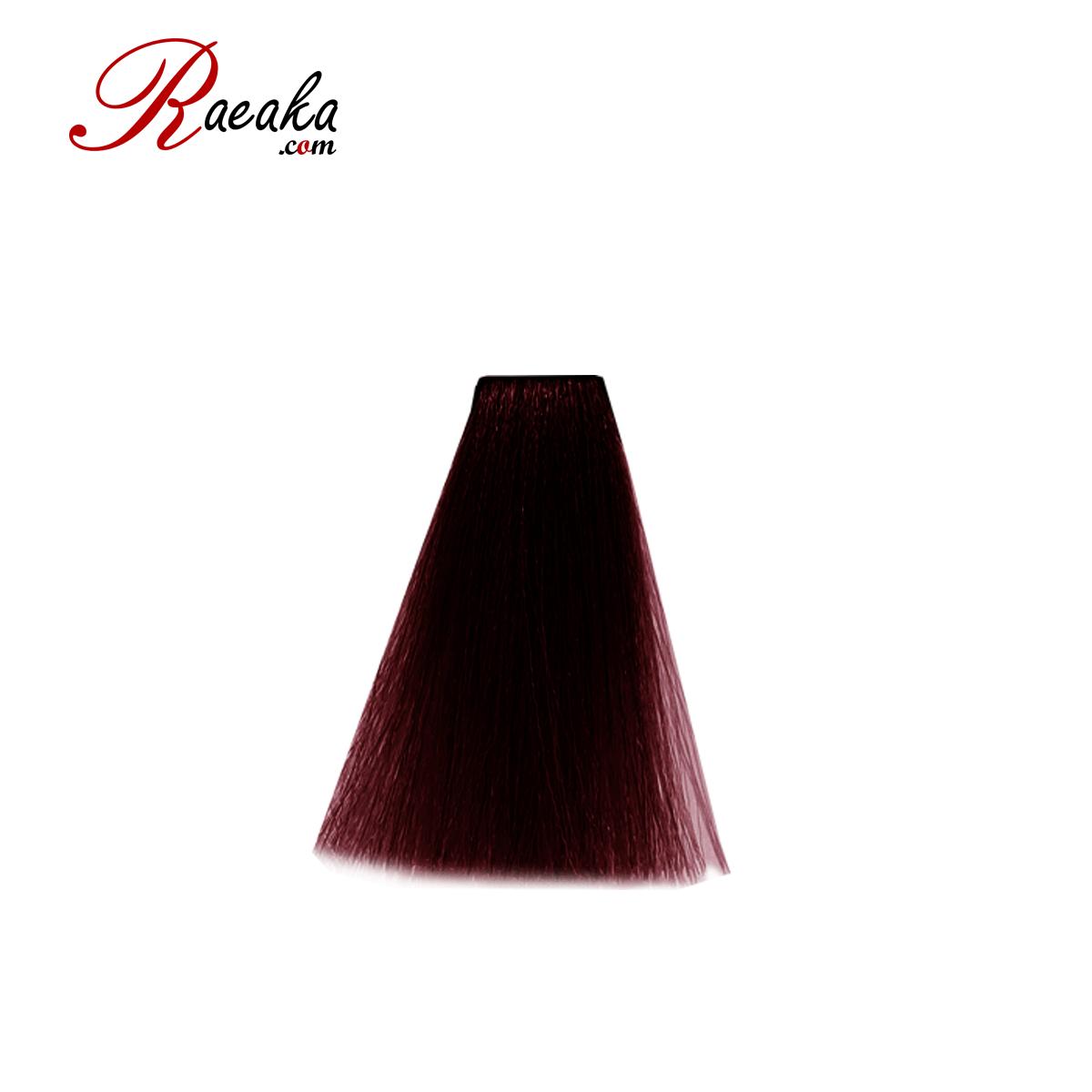 رنگ مو دوماسی سری ماهاگونی قهوه ای ماهاگونی تیره ۳٫۵ حجم ۱۲۰ میلی لیتر