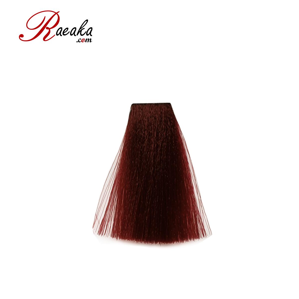 رنگ مو دوماسی سری قرمز قرمز اناری ۳٫۶ حجم ۱۲۰ میلی لیتر