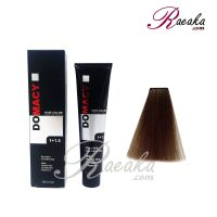 رنگ مو دوماسی سری تنباکویی- قهوه ای تنباکویی متوسط- شماره ۴٫۰۸ حجم ۱۲۰ میلی لیتر