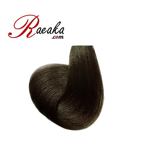 رنگ مو دیفرنت سری خاکستری قهوه ای خاکستری متوسط ۴٫۱ حجم ۱۲۵ میلی لیتر