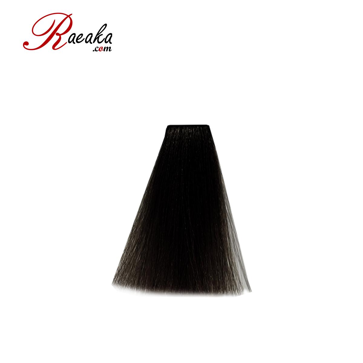 رنگ مو دوماسی سری دودی قهوه ای دودی متوسط ۴٫۱ حجم ۱۲۰ میلی لیتر