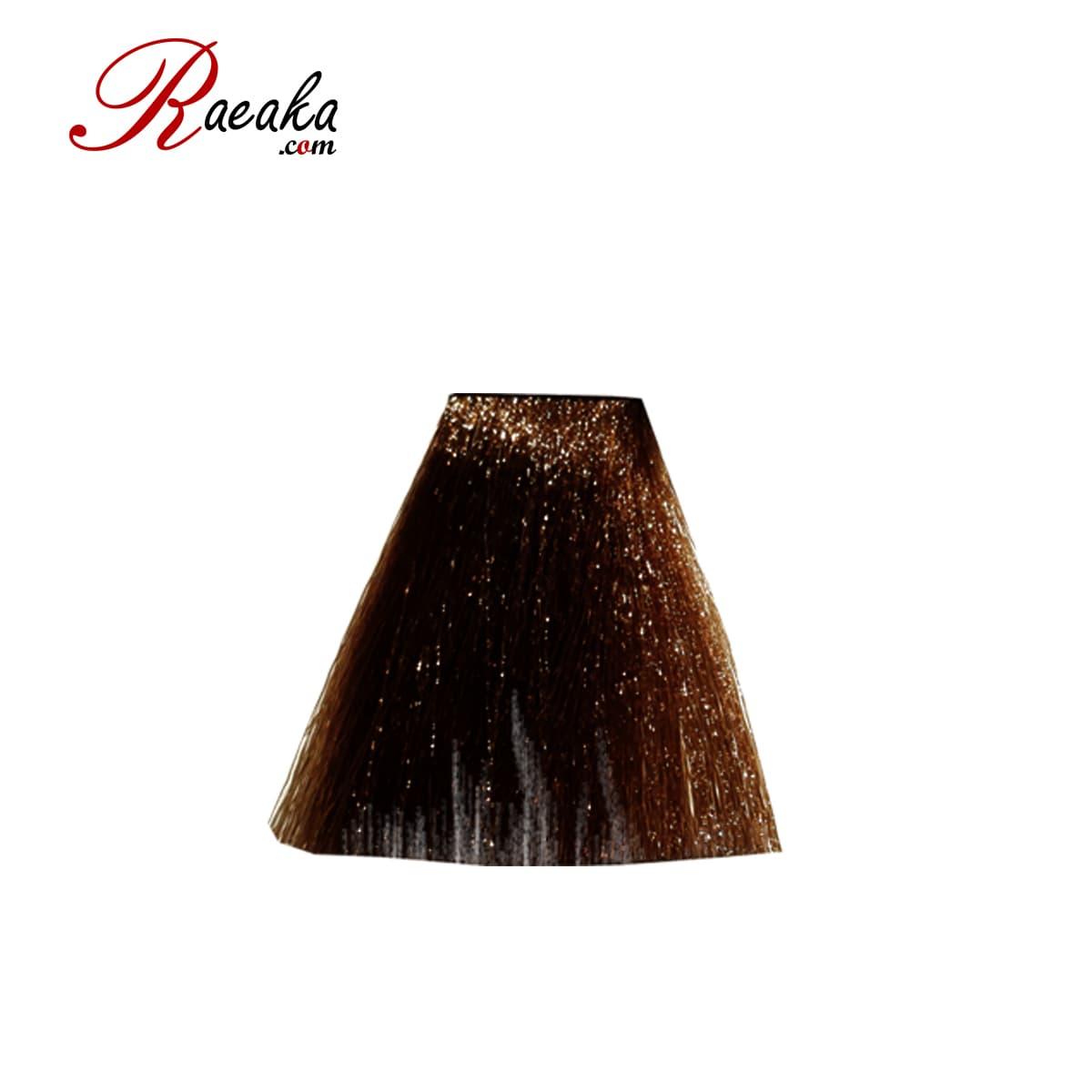 رنگ مو دوماسی سری کافی شاپ قهوه ای نسکافه ای متوسط ۴٫۱۷ حجم ۱۲۰ میلی لیتر