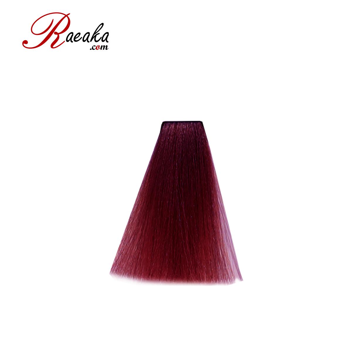رنگ مو دوماسی سری ارغوانی قهوه ای ارغوانی روشن ۵٫۲۶ حجم ۱۲۰ میلی لیتر