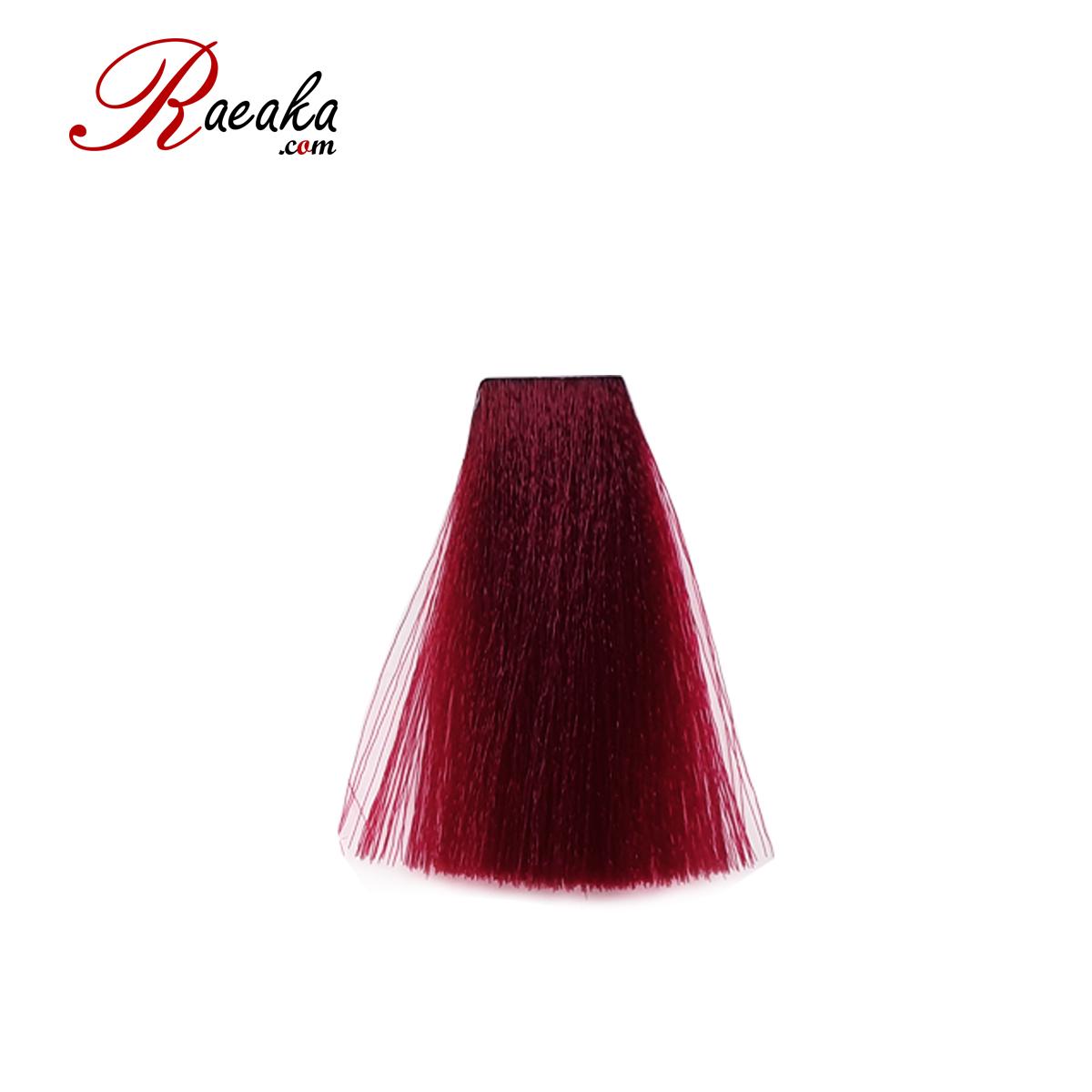 رنگ مو دوماسی سری قرمز قرمز ایرلندی ۵٫۶ حجم ۱۲۰ میلی لیتر