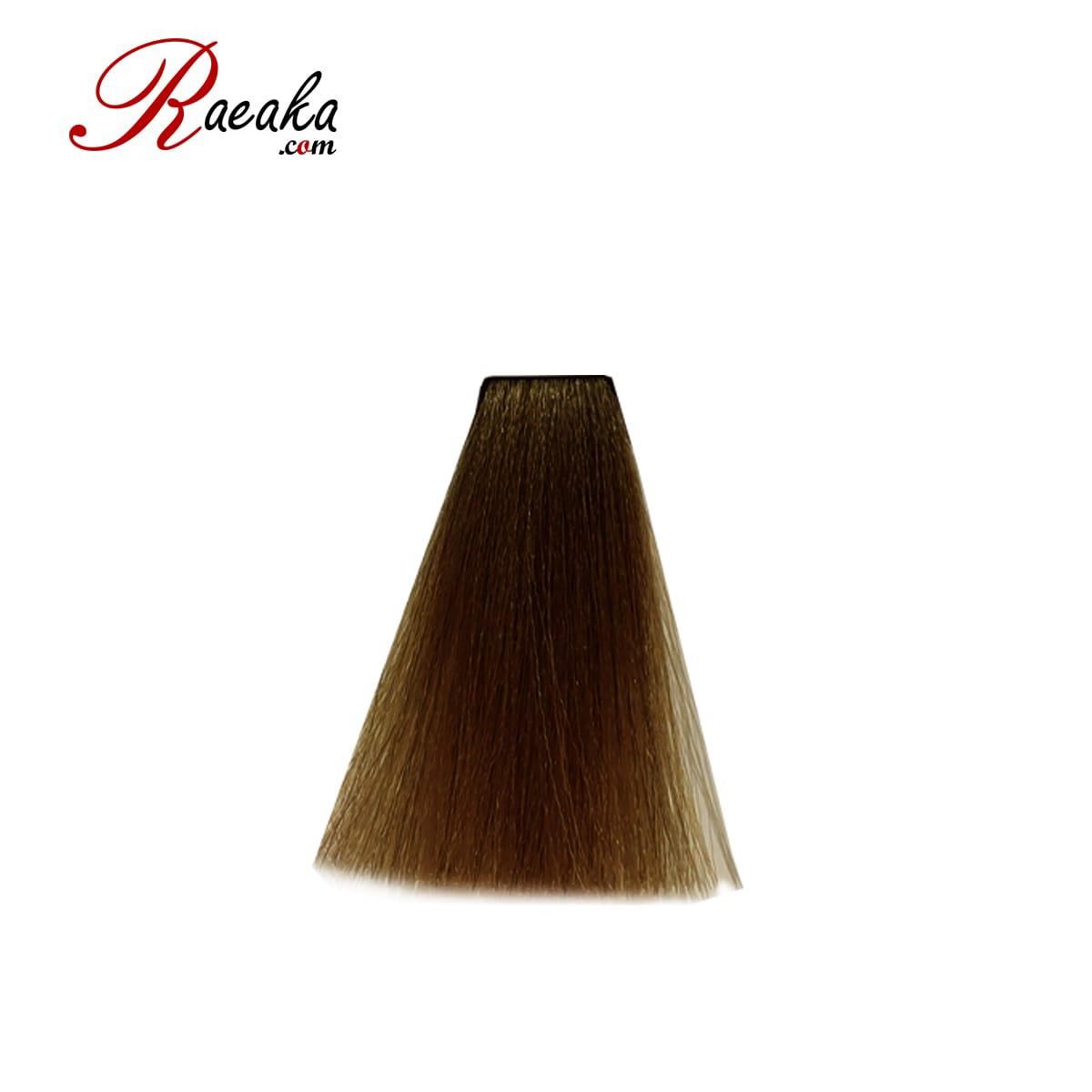 رنگ مو دوماسی سری فندقی قهوه ای فندقی روشن ۵٫۷۴ حجم ۱۲۰ میلی لیتر