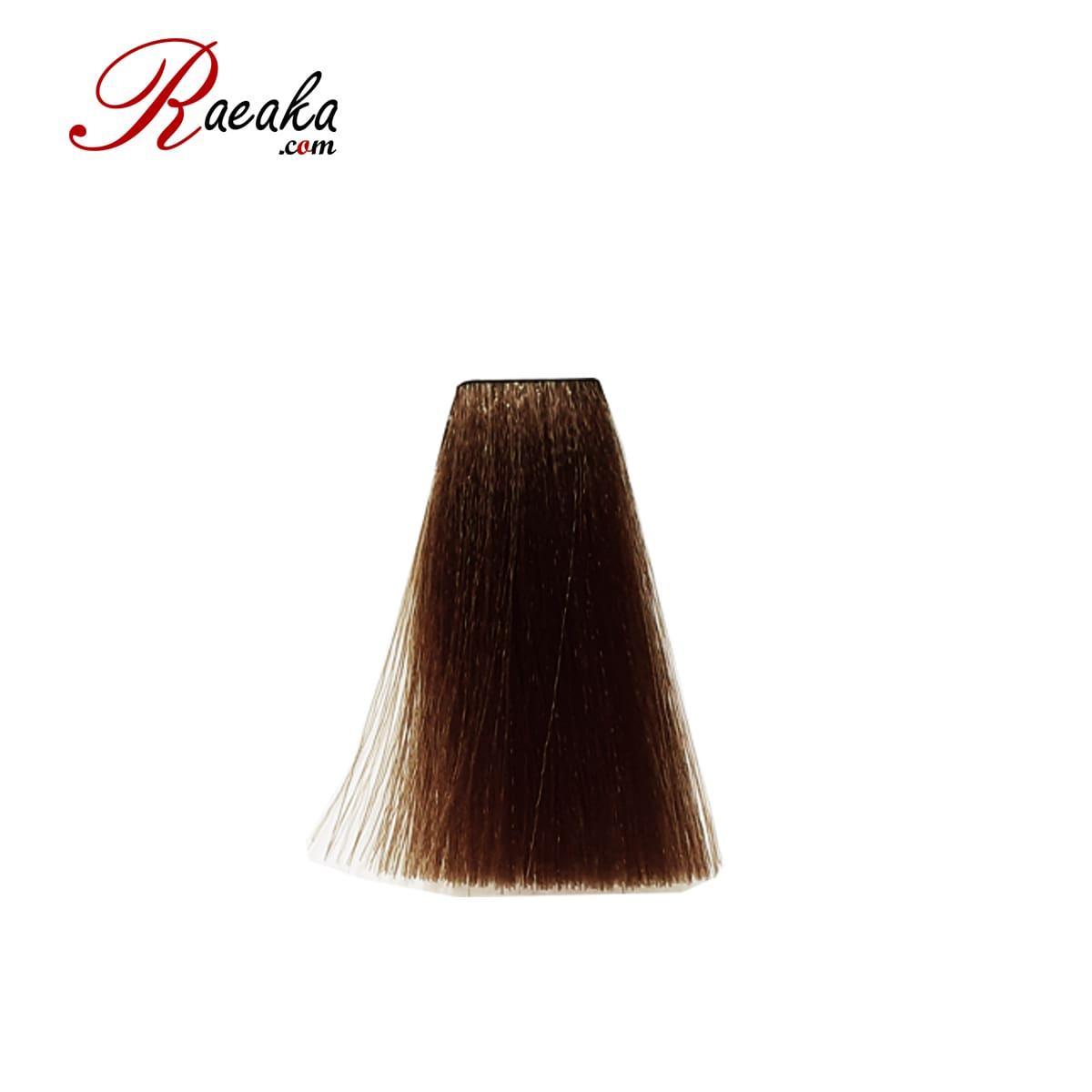 رنگ مو دوماسی سری شاه بلوطی قهوه ای شاه بلوطی روشن ۵٫۷۶ حجم ۱۲۰ میلی لیتر