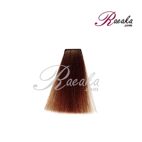 رنگ مو دوماسی سری شکلاتی- قهوه ای شکلاتی روشن- شماره ۵٫۷ حجم ۱۲۰ میل