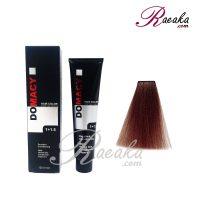 رنگ مو دوماسی سری طبیعی اکسترا- بلوند تیره اکسترا- شماره ۶٫۰۰ حجم ۱۲۰ میلی لیتر