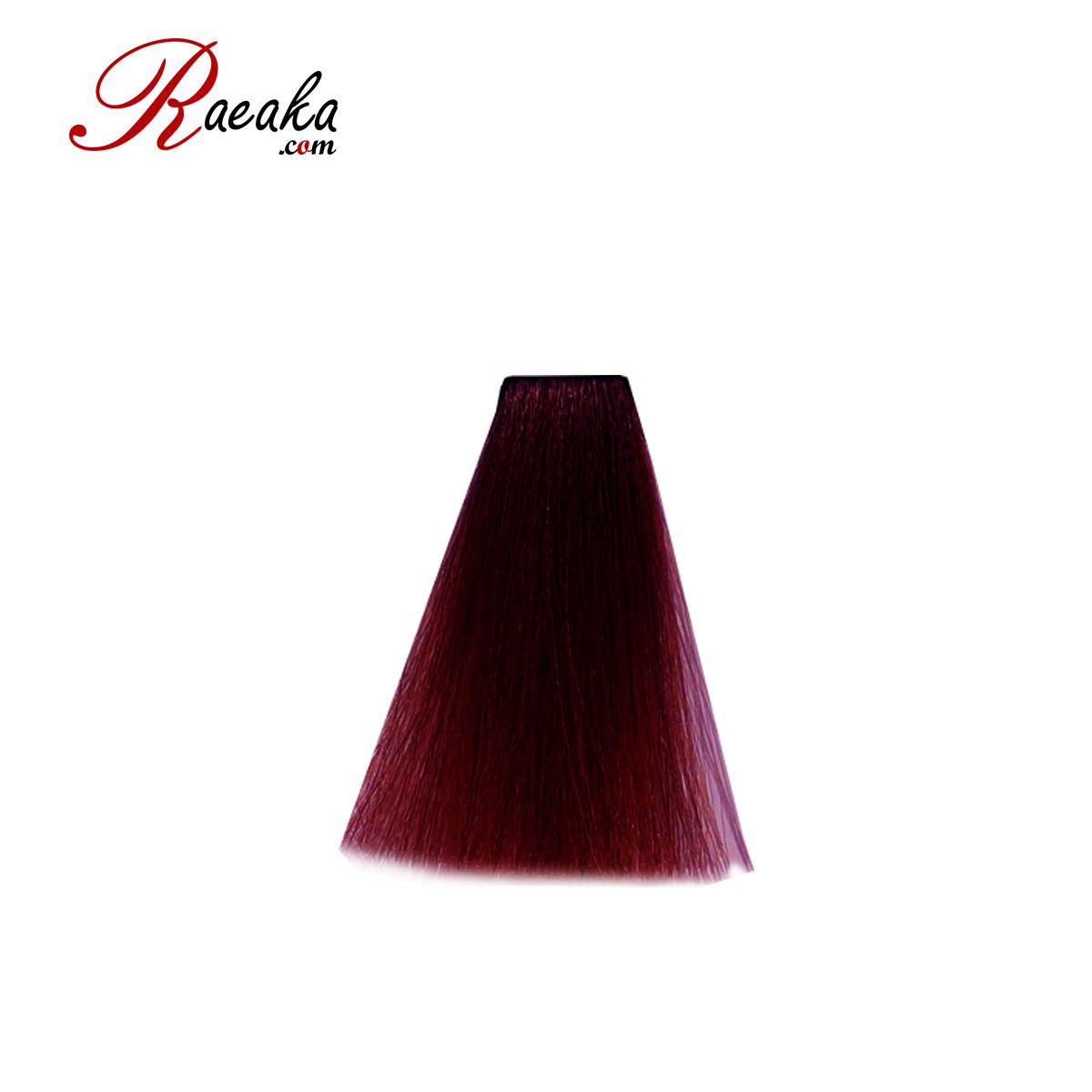 رنگ مو دوماسی سری ارغوانی بلوند شرابی تیره ۶٫۲ حجم ۱۲۰ میلی لیتر